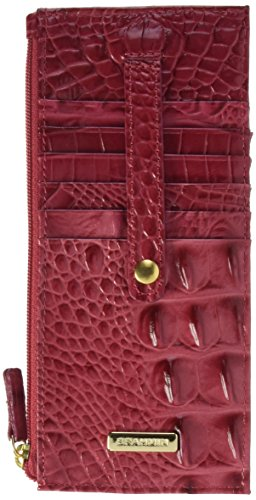 Brahmin Credit Card Wallet, Cherry Tree, One Size by Brahmin