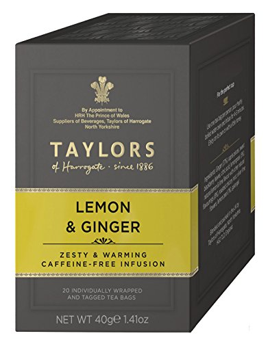 Taylors Harrogate Herbal Infusion Ginger product image
