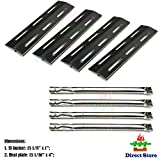 Direct store Parts Kit DG112 Replacement Kenmore Burners, Heat Plates P01708034E, P02008010A, P02008029A, 4 Pack (4)