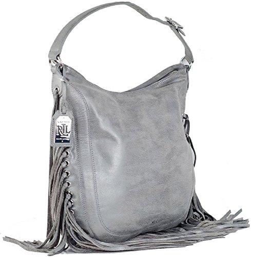 Lauren Ralph Lauren Leather Fleetwood Hobo Women's Handbag, - Ralph Lauren Usa Bags