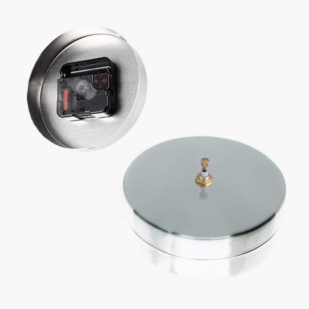 Da.Wa Orologio da Parete 3D con i Numeri Fai da te Adesivi Decorazione Moderna Ornamento per la Casa in Camera