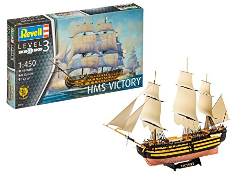- Revell of Germany HMS Victory Building Kit