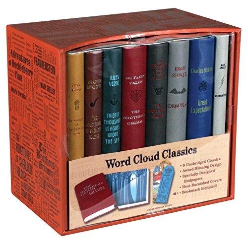 (Word Cloud Box Set: Brown)