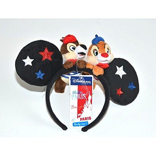 Disneyland Paris Chip and Dale Ears (Disneyland Chip)