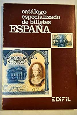 CATÁLOGO ESPECIALIZADO DE BILLETES DE ESPAÑA. Tapa blanda by VV. AA.-: Amazon.es: VV. AA.-: Libros