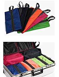 Enterest Large Capacity Shoe Bag Waterproof Travel Storage Bag