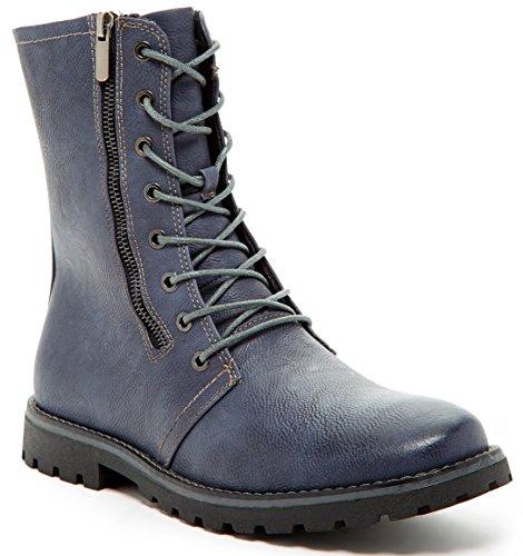 Giraldi Stanlie Mens Boots Navy