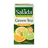 Cheap Salada Decaffeinated Citrus Medley Green Tea – 20 Count (12-Pack)