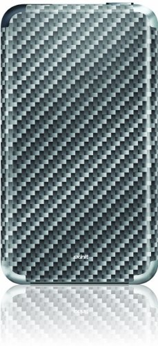 Ipod Carbon Fiber Skin - Skinit Protective Skin for iPod Touch 1G (Carbon Fiber)