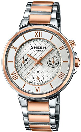 CASIO watch SHEEN SHE-3040SGJ-7AJF Ladies