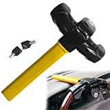 Universal Security Anti Theft Heavy Duty Car SUVs Rotary Steering Wheel Lock