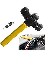 Levenli Universal Security Anti Theft Heavy Duty Car SUVs Rotary Steering Wheel Lock