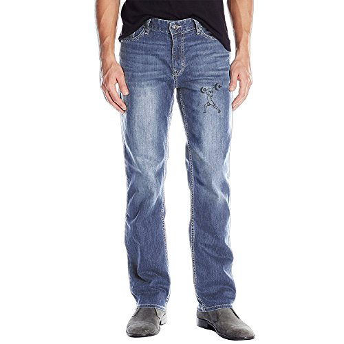 weight lifter jeans - 1