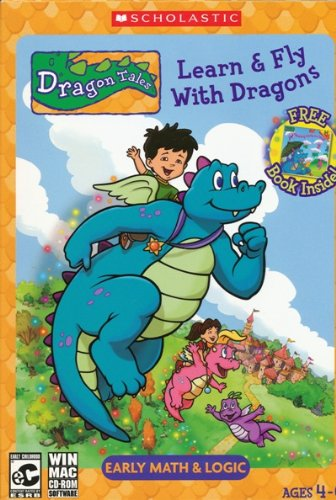DRAGON TALES LEARN & FLY WITH DRAGONS MB XP E