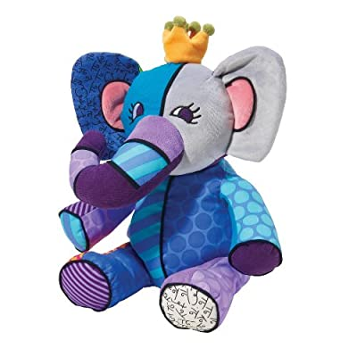 Gund 16 Inches Britto From Enesco Elephant Plush from Gund