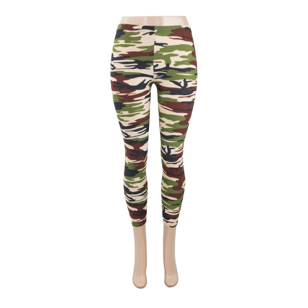 Pop Fashion Womens, Cute, Printed Leggings, Footless, Full Length Pants, Leggings, Yoga Pants Black and Blue Tribal)