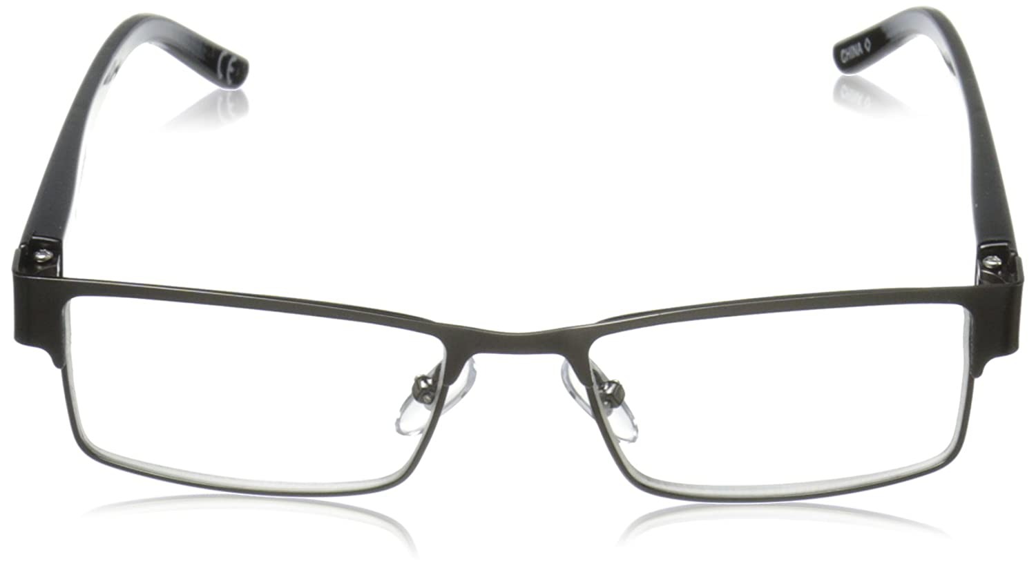 Foster Grant Mens Chip Square Readers