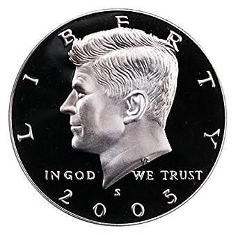 2005 S Gem Proof Kennedy Half Dollar US Coin Half Dollar Uncirculated US Mint