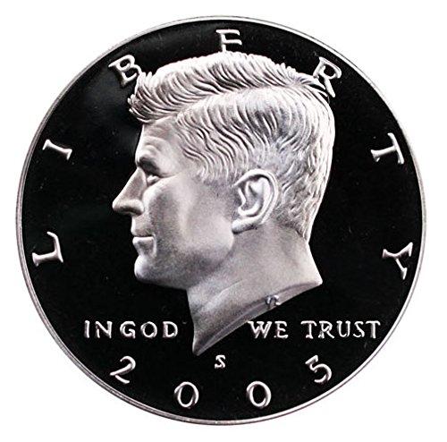2005 S Gem Proof Kennedy Half Dollar US Coin Half Dollar Uncirculated US Mint ()