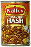 Nalley Corned Beef Hash, 15 Ounce (Pack of 12)