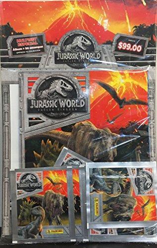 Jurassic World (Edición 2018) (Álbum + 10 sobres)