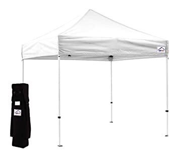 Impact Canopy 10x10 Easy Pop Up Canopy Tent Commercial Grade Instant Canopy with Roller Bag (  sc 1 st  Amazon.ca & Impact Canopy 10x10 Easy Pop Up Canopy Tent Commercial Grade ...