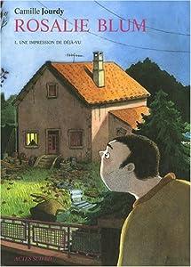 vignette de 'Rosalie Blum n° 1<br /> Une impression de déjà-vu (Camille Jourdy)'
