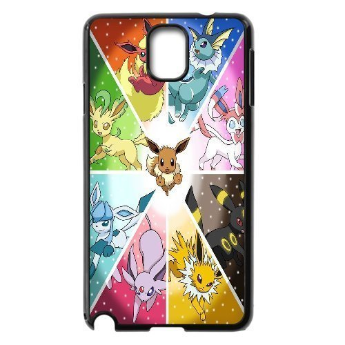 [Generic Pokemon Popular Cute Pikachu Phone Case for Samsung Galaxy Note 3] (Pictures Of Pikachu Costumes)