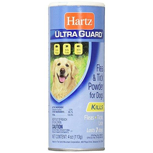 Bestselling Dog Flea Powders