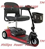 Go Go Ultra X 3 Travel Scooter - Pride Mobility - PHILLIPS POWER PACKAGE TM - TO $500 VALUE