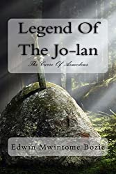 The Curse Of Asmodeus (Legend Of The Jo-lan Book 2) (English Edition)