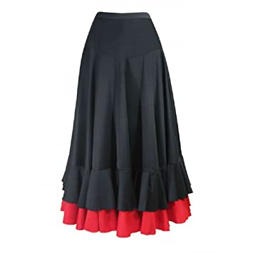 792a7de061 Falda infantil de flamenco