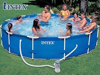 piscine tubulaire 4.27 x 1.07