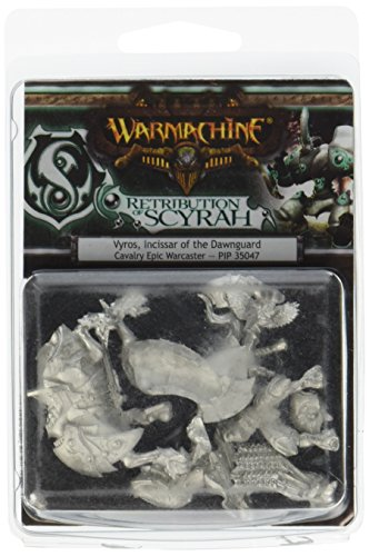Privateer Press - Warmachine - Retribution: Vyros Incissar of The Dawnguard Model Kit 3