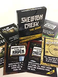Skeleton Creek Expansion Pack