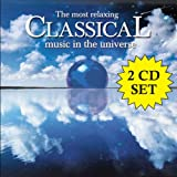 The Most Relaxing Classical Music in The Universe, the 1st 2-CD set in the & Most Relaxing, series features some of the most well known classical pieces of all time, including Canon in D, Clair De Lune, Fur Elise, Ave Marie, Moonlight Sonata, Ada...