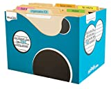 Boxa HOPPER PLUS Bigger School Supply Organizer Bin, 21 per Pack (4-HP08-0-BB-03)