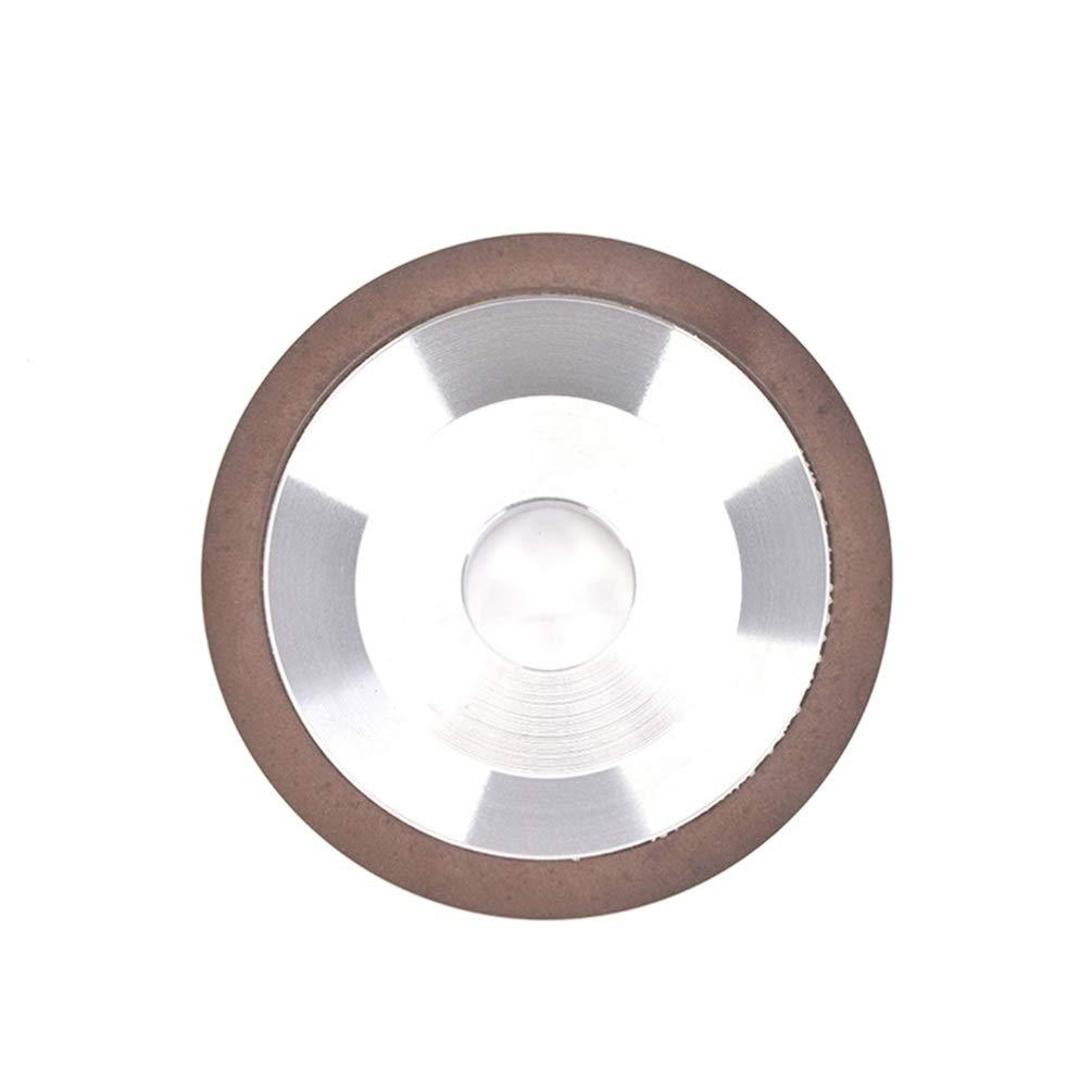 Grinding Tool Diamond Grinding Wheel Buffing Wheel Alloy Emery Wheel Practical Buffing Wheel Abrasion Wheel for Tool Machine Factory iplusmile Grinding Wheel 7.5x7.5x5cm