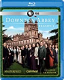 Masterpiece: Downton Abbey Season 4 (U.K. Edition) [Blu-ray]