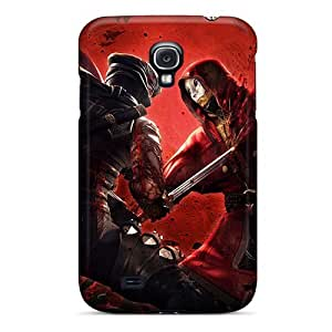 Hot Ninja Gaiden 3 Game First Grade Tpu Phone Case For Galaxy S4 Case Cover