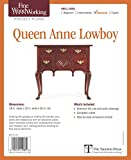 Fine Woodworking's Queen Anne Lowboy Plan (Fine Woodworking Project Plans)