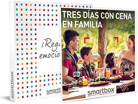 tres dias con cena en familia smartbox