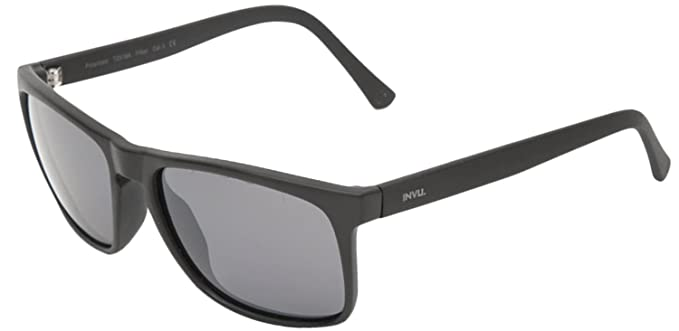 invu wayfarer sunglasses black t2518 a amazon in clothing rh amazon in
