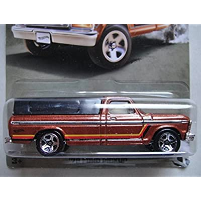 HOT WHEELS RAD TRUCKS '79 FORD PICKUP EXCLUSIVE DIE-CAST: Toys & Games