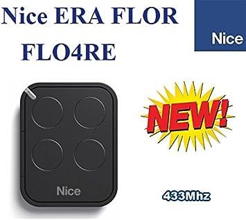 FLORE ONE INTI fernbedienungen. NICE ON2E 2-kanal handsender 433.92Mhz rolling code Kompatibel mit FLOR-S