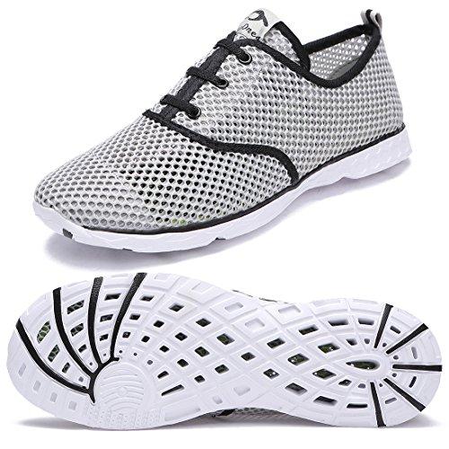Match for Lightweight Mesh Water 586cu Shoes Quick on eyeones Case Gray Men's Drying Phone Women's Perfect Waterproof Slip Aqua EzqcU7O1