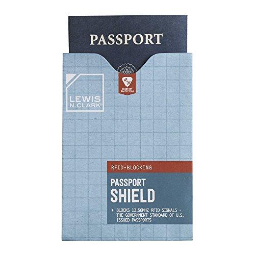 Lewis N Clark Luggage Passport