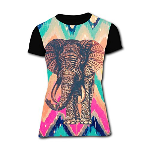 Costume Couples Jungle For Ideas (T-shirts Tee Shirt for Women Tops Costume Elephant Animal Jungle)