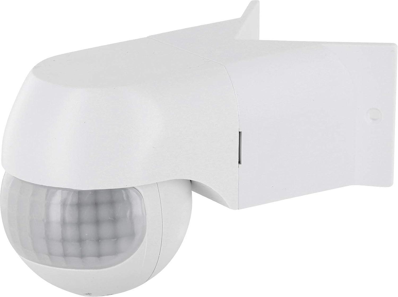 IP65 /con sensor de oscuridad/ /LED Adecuado a partir de 1/W Aufputz infrarrojos Detector de movimiento 360//° /para exterior y zonas h/úmedas/ 230/V/