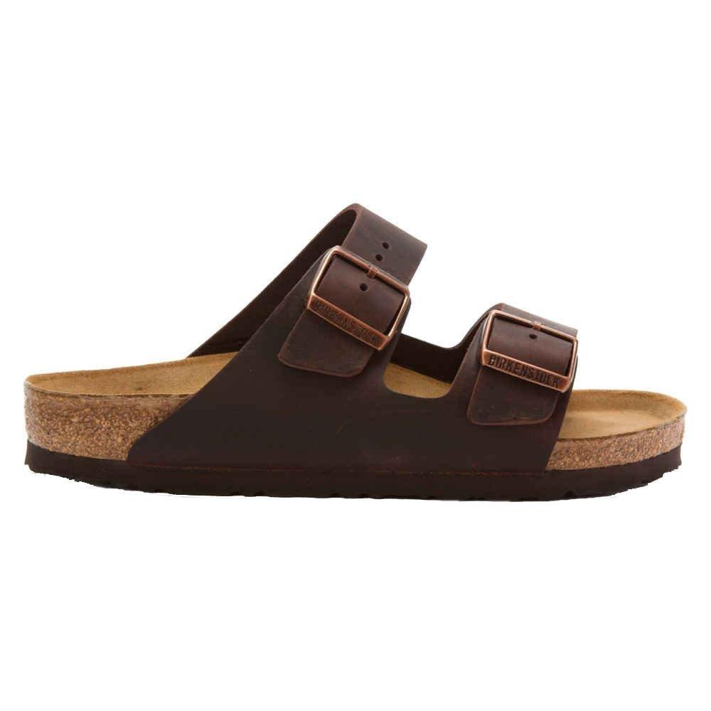 Birkenstock Unisex Arizona Leather Sandals